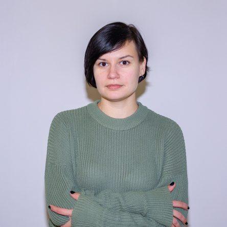 Анна Мозгова